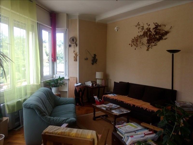 Verkoop  appartement Pont eveque 110000€ - Foto 3