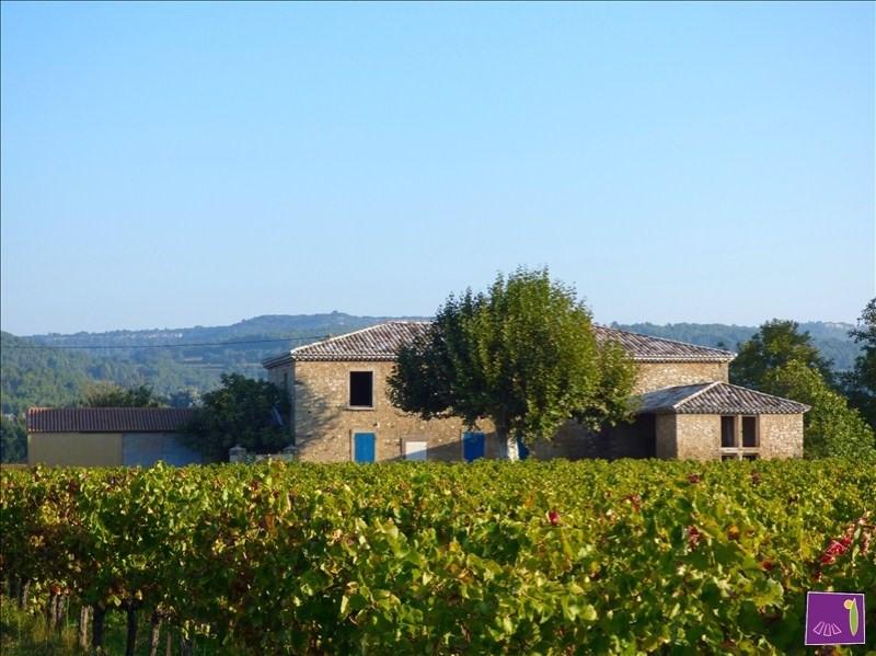 Vente de prestige maison / villa Uzes 537000€ - Photo 1