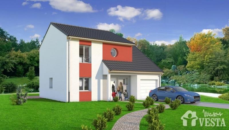 Maison  5 pièces + Terrain 337 m² Fleury par VESTA ESPACES