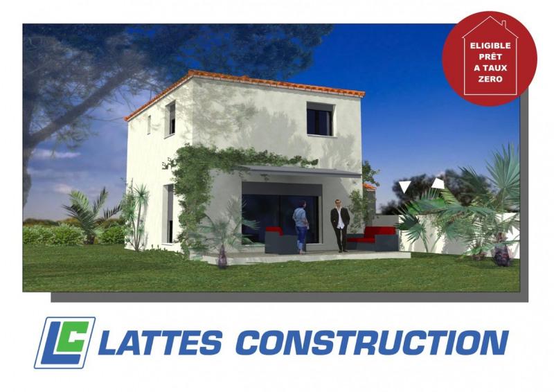 Maison  4 pièces + Terrain 260 m² Vendargues par LATTES CONSTRUCTION