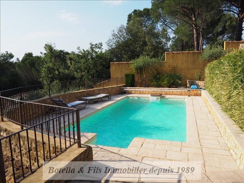 Vente maison / villa St victor la coste 388000€ - Photo 10