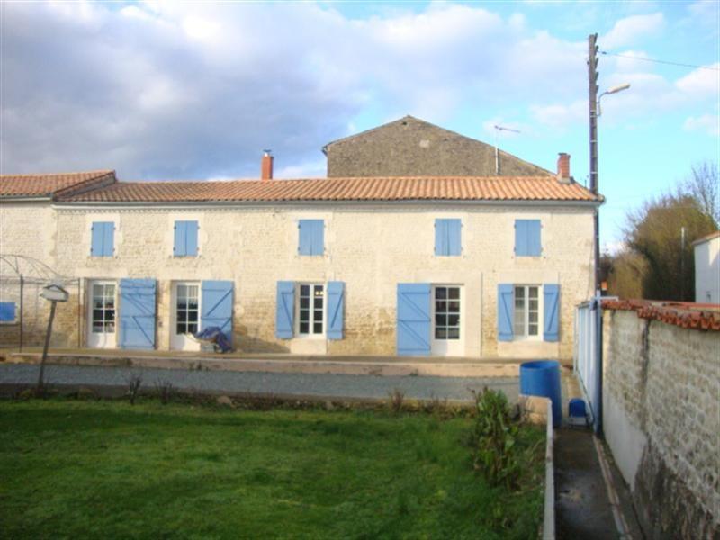 Sale house / villa Migré 233200€ - Picture 3