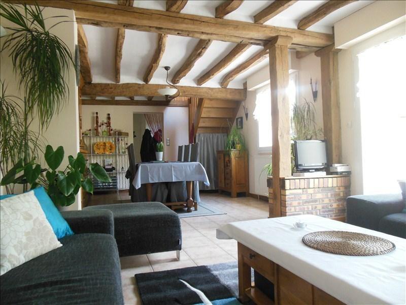 Sale house / villa Belbeuf 328000€ - Picture 2