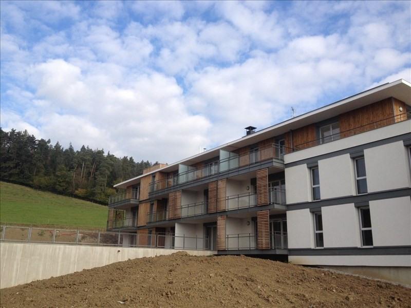 Rental apartment Argonay 799€ CC - Picture 1