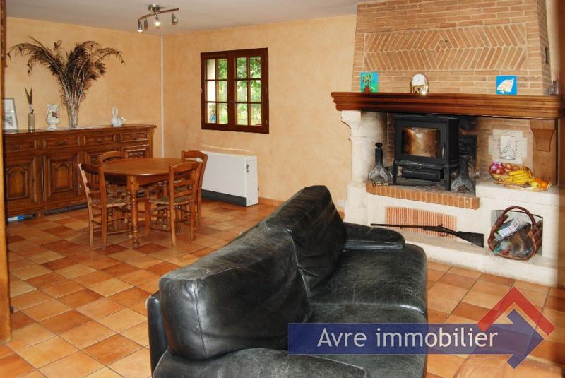 Sale house / villa Verneuil d avre et d iton 247000€ - Picture 2