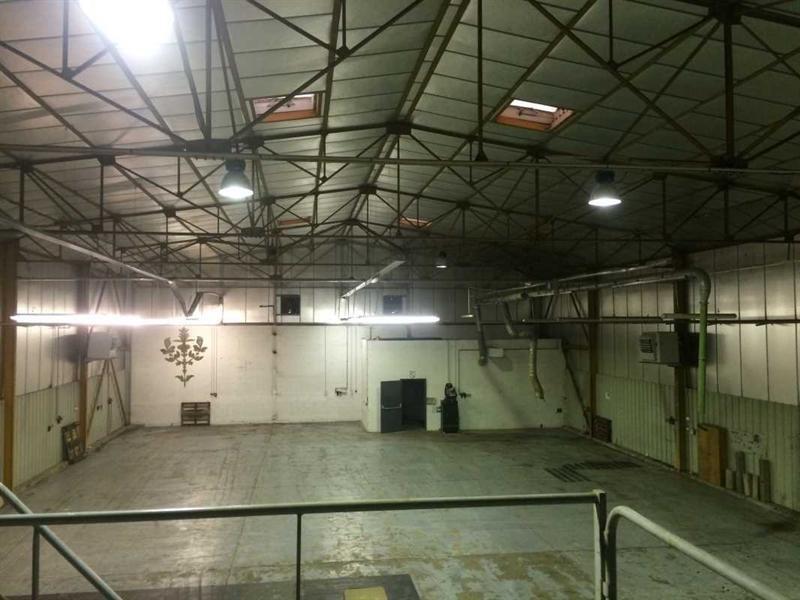 Location Local d'activités / Entrepôt Senlis 0