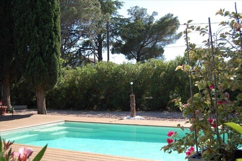 Vente maison / villa Aigues vives 454000€ - Photo 5