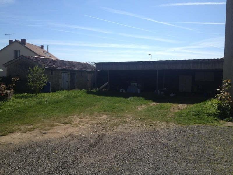 Vente maison / villa Roches premarie andille 128000€ - Photo 3