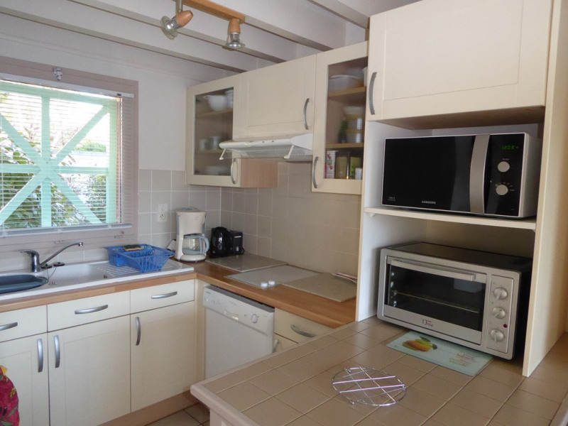 Vacation rental apartment Biscarrosse 260€ - Picture 6
