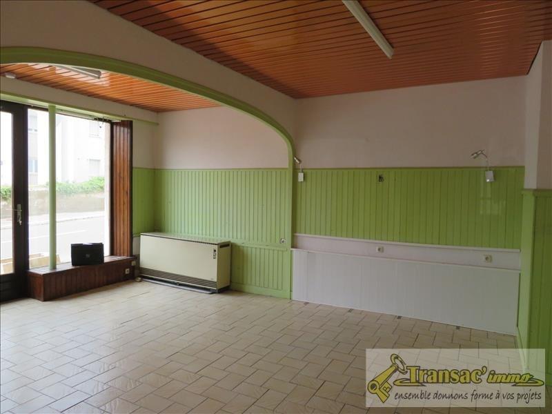 Sale building St yorre 222600€ - Picture 1