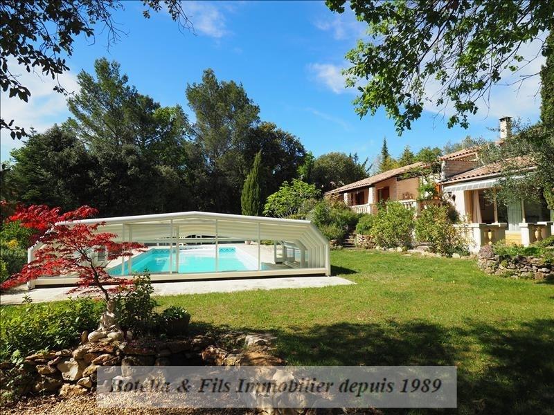 Venta  casa Uzes 445000€ - Fotografía 1
