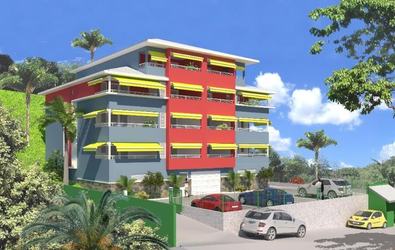 Vente appartement Les trois ilets 169000€ - Photo 1