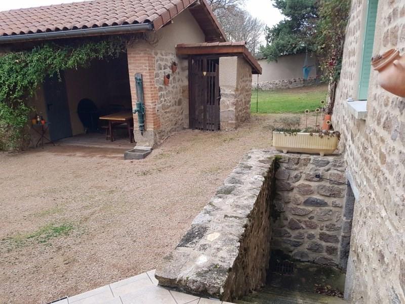 Vente maison / villa St laurent de chamousset 475000€ - Photo 12