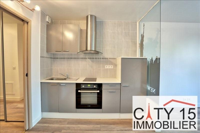 Vente appartement Paris 15ème 277000€ - Photo 6