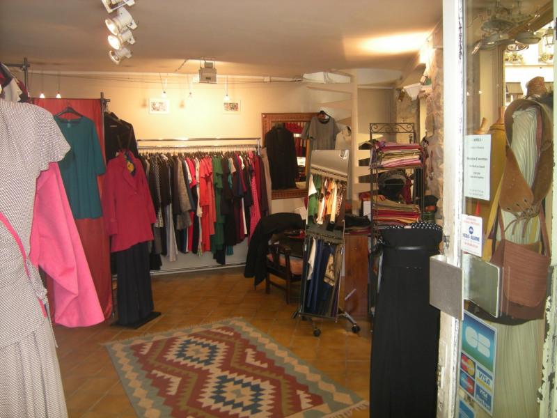 Fonds de commerce Prêt-à-porter-Textile Paris 3ème 0