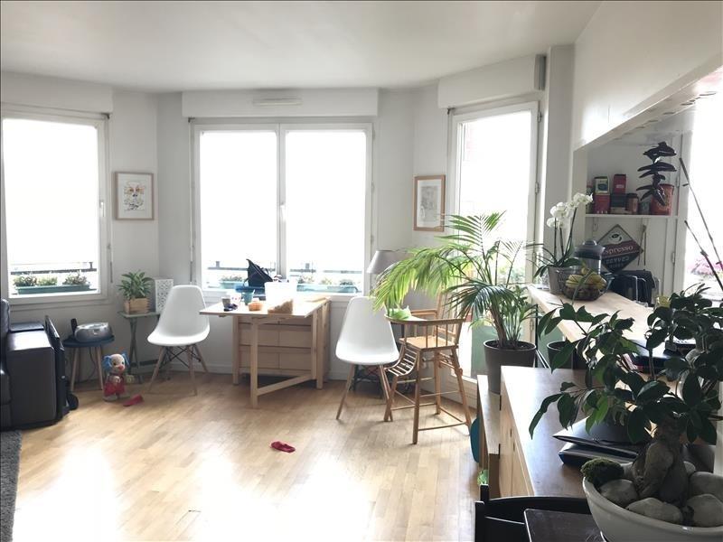Vente appartement Courbevoie 587000€ - Photo 1