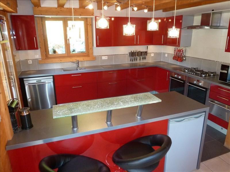 Verkoop van prestige  huis La cote d arbroz 879000€ - Foto 8
