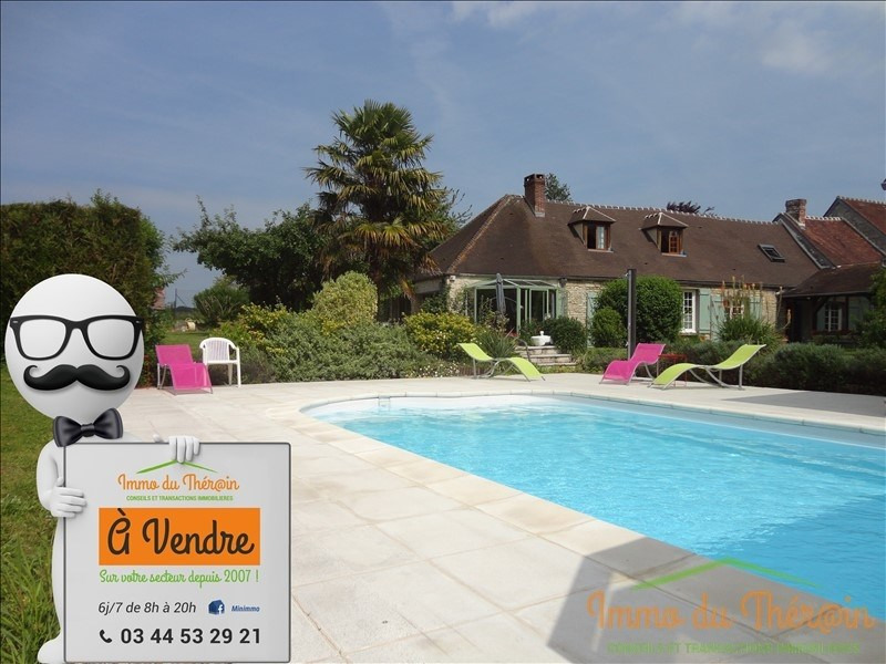 Deluxe sale house / villa Ully st georges 389 500€ - Picture 1