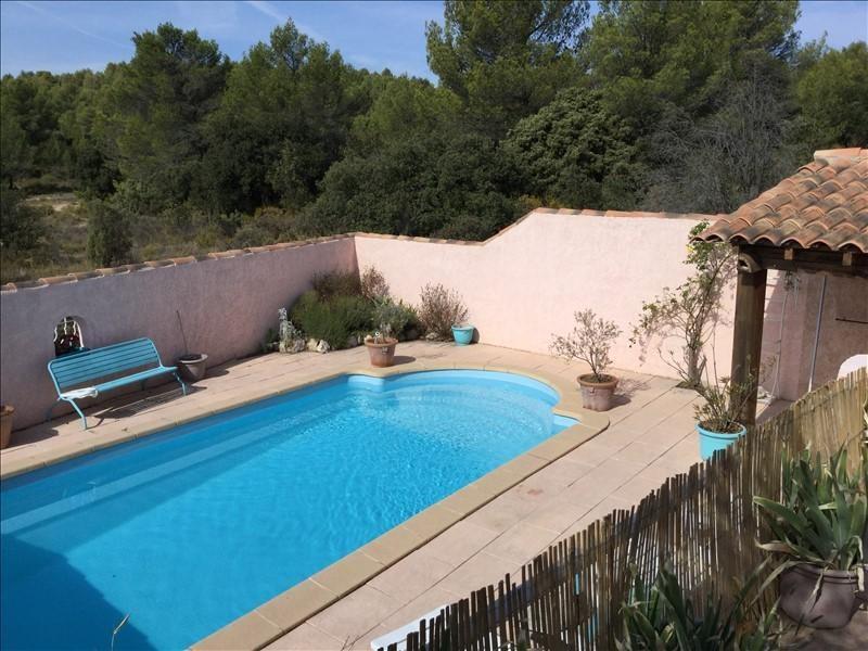 Vente maison / villa Vernegues 386000€ - Photo 4