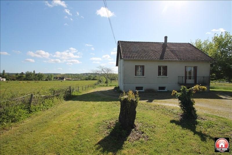 Sale house / villa St naixent 109000€ - Picture 1
