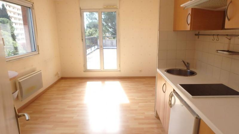 Rental apartment Toulouse 557€ CC - Picture 1