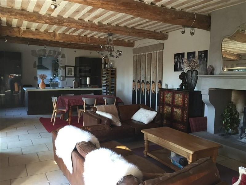 Verkoop van prestige  huis Le thor 585000€ - Foto 2