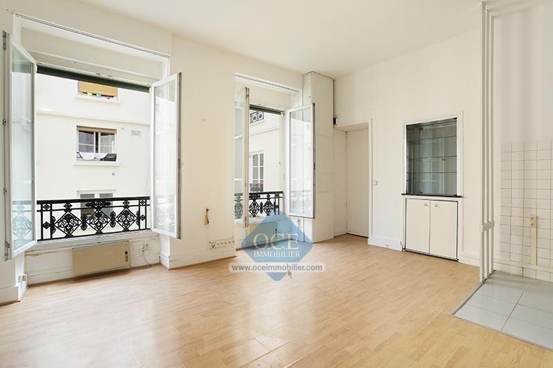 Sale apartment Paris 4ème 430000€ - Picture 2