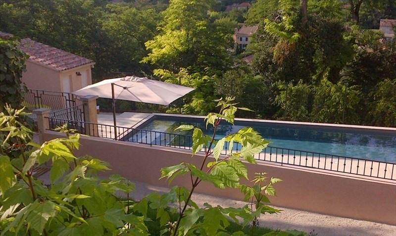 Sale house / villa Carpentras 470000€ - Picture 1