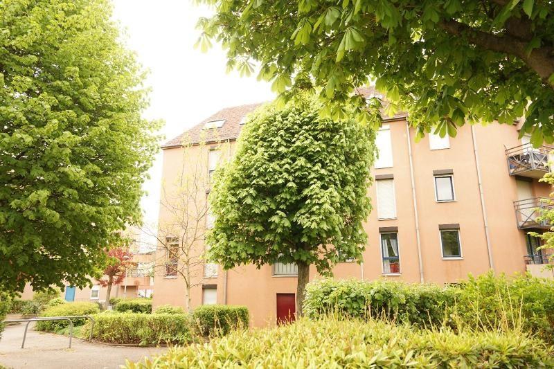 Verkoop  appartement Strasbourg 118000€ - Foto 6