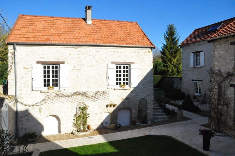 Vente de prestige maison / villa Crespieres 1190000€ - Photo 9