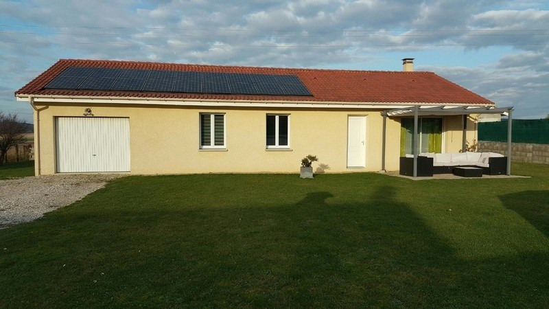 Vente maison / villa Chatonnay 235 000€ - Photo 1