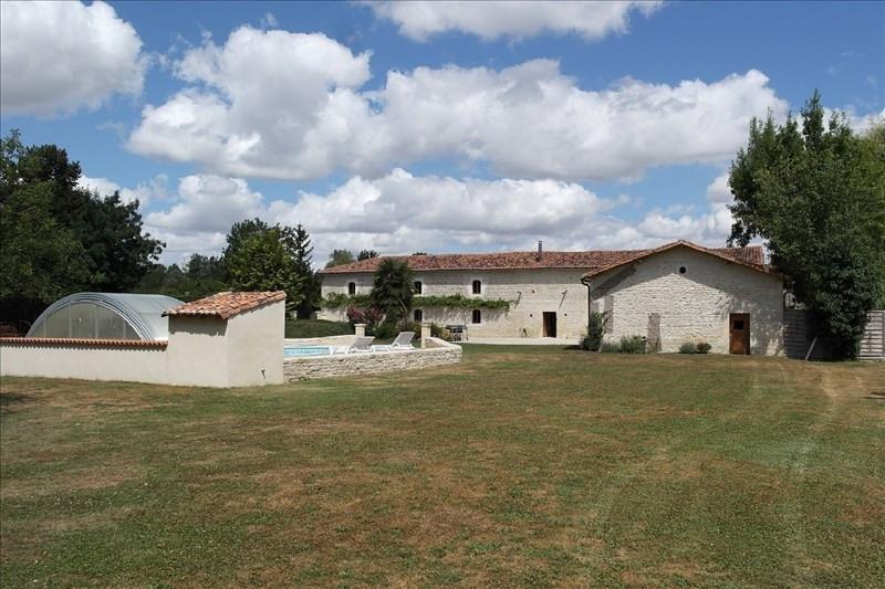 Vente maison / villa Matha 477000€ - Photo 2