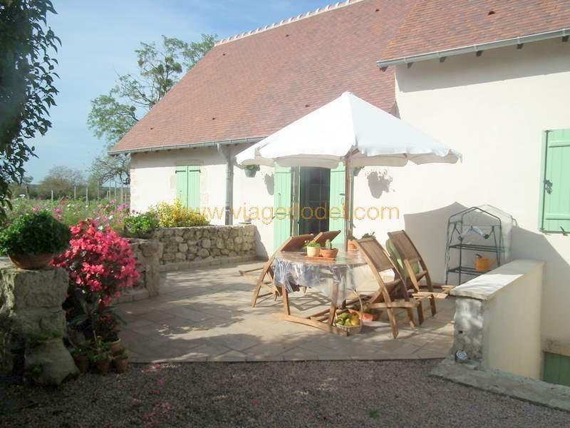 Lijfrente  huis Crechy 99000€ - Foto 5