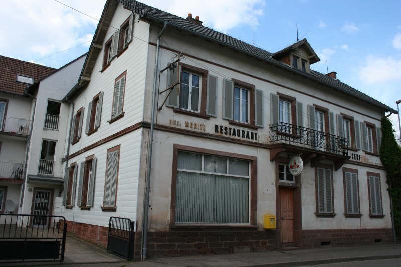 Produit d'investissement immeuble Hattmatt 155000€ - Photo 1