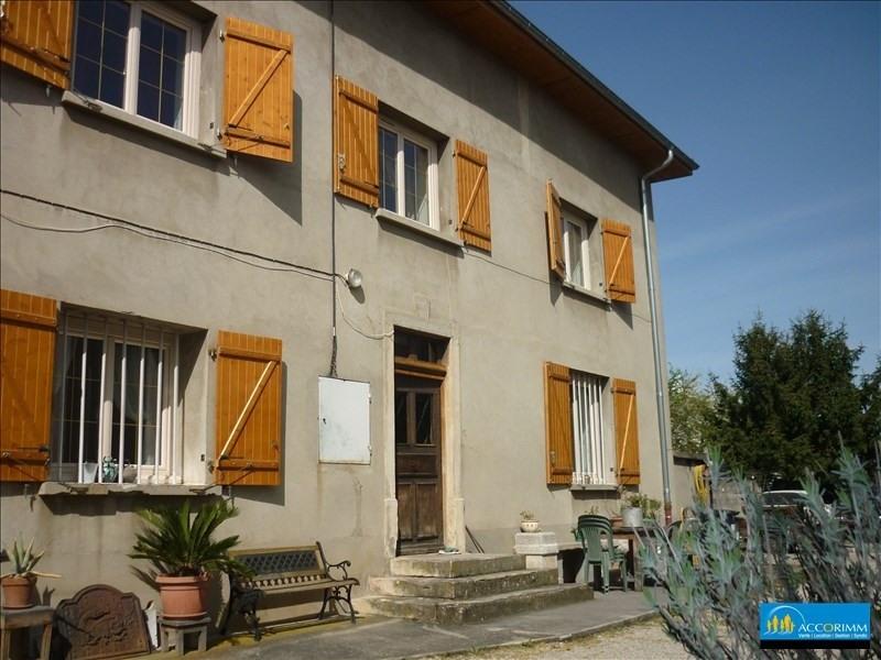 Vente maison / villa Mions 350000€ - Photo 2