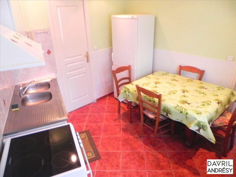 Sale apartment Andresy 127000€ - Picture 1