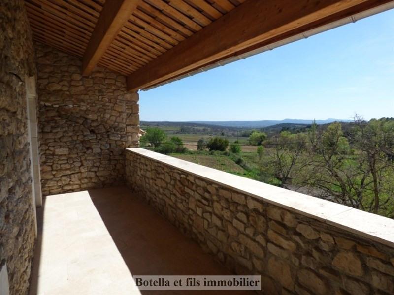 Vente de prestige maison / villa Barjac 650000€ - Photo 2