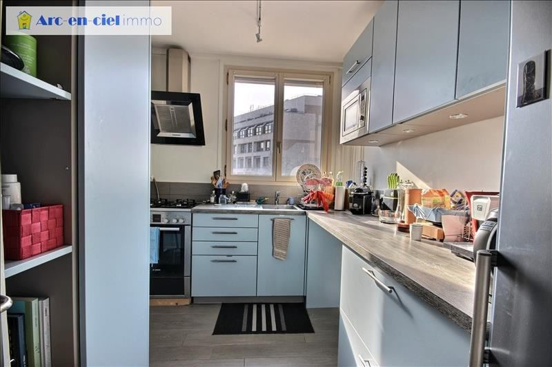 Sale apartment Paris 16ème 649000€ - Picture 5