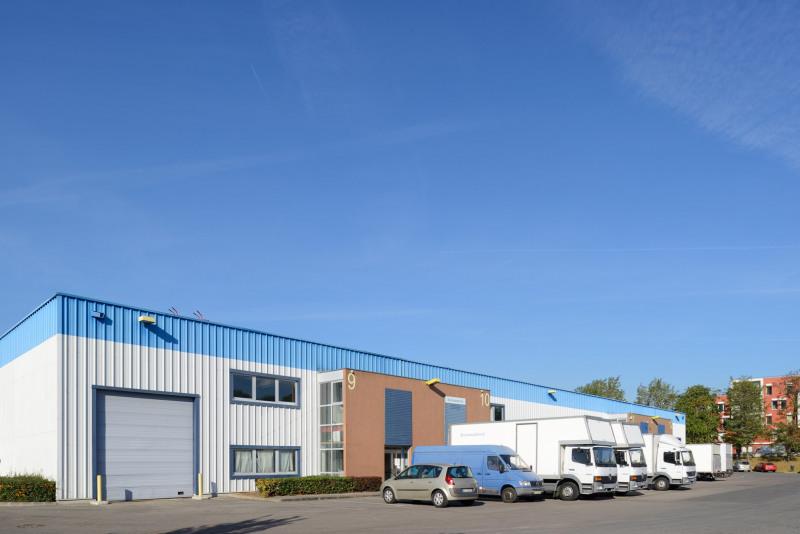 Location Local d'activités / Entrepôt Aubervilliers 0