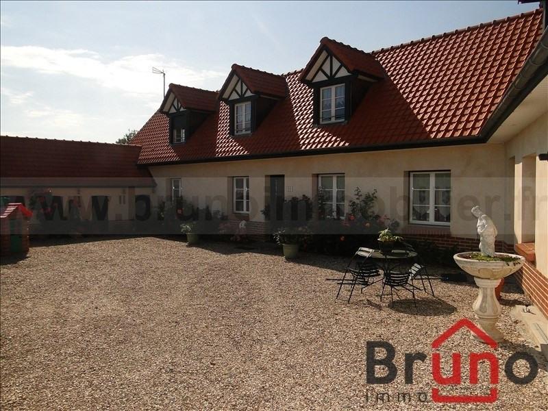 Deluxe sale house / villa Ponthoile 610700€ - Picture 1