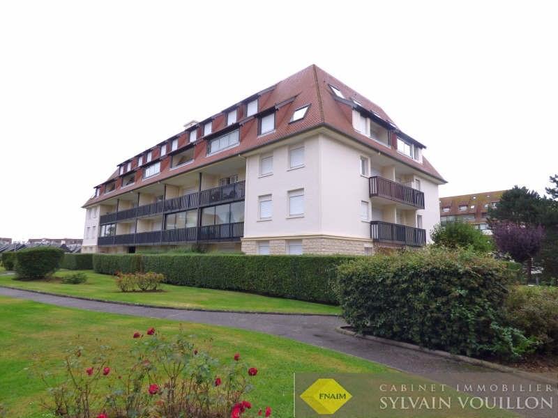 Venta  apartamento Villers sur mer 86000€ - Fotografía 1