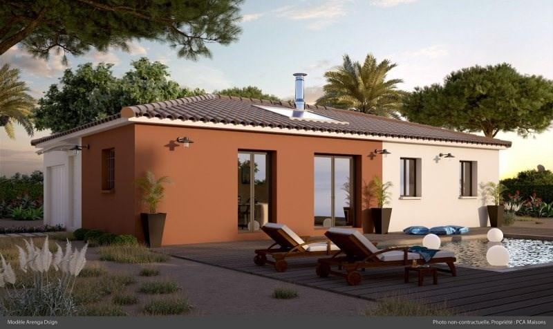 Maison  4 pièces + Terrain 884 m² Ste Anastasie sur Issole par PCA MAISONS - LA FARLEDE
