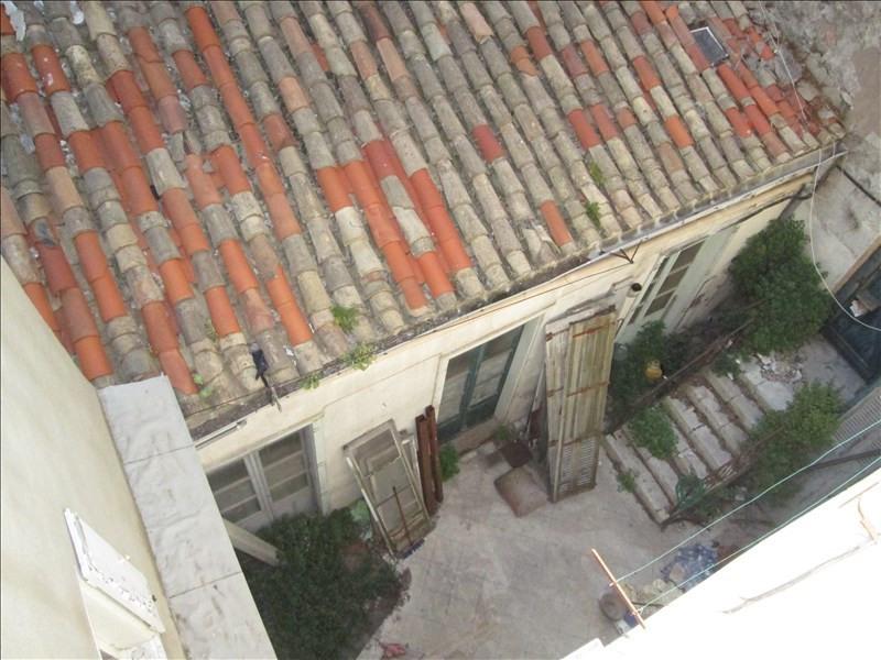 Produit d'investissement immeuble Sete 487000€ - Photo 1