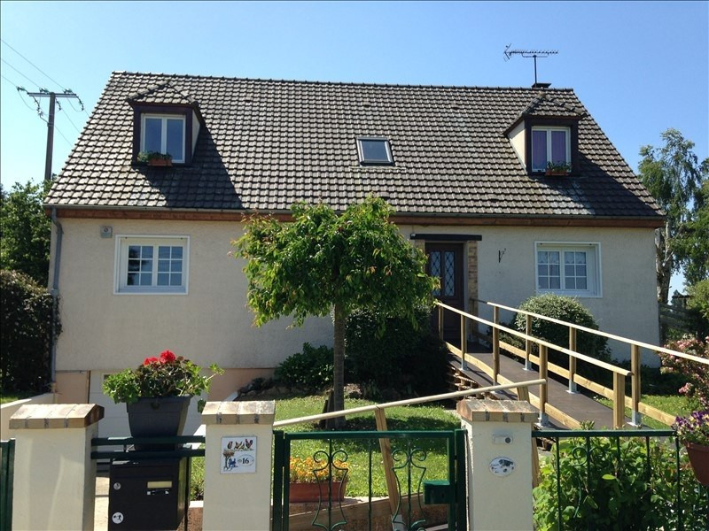 Sale house / villa St fiacre 352000€ - Picture 2
