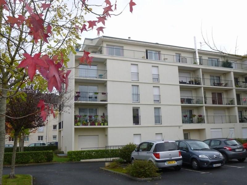 Sale apartment Caen 131500€ - Picture 9