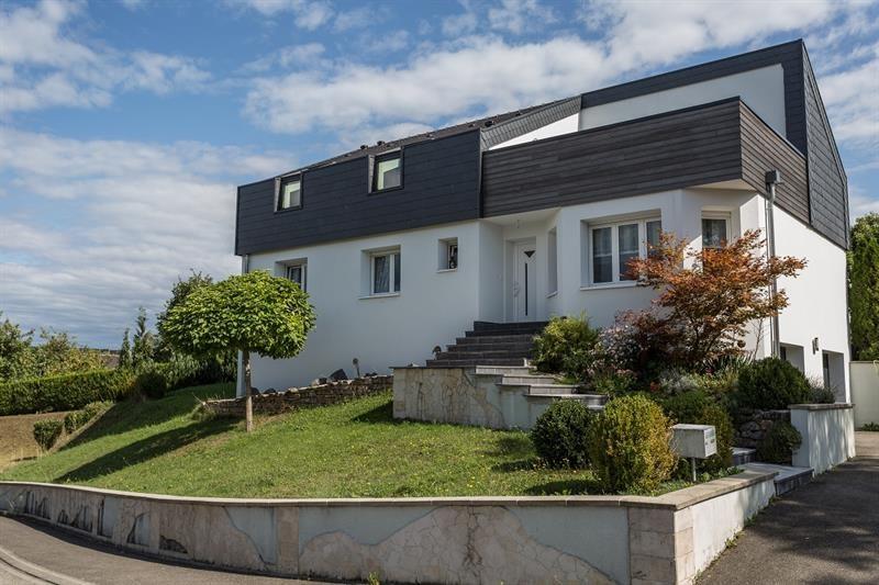 """Modèle de maison  """"Maison avec extension et terrasse"""" à partir de 7 pièces Haut-Rhin par INNOV'HABITAT"""