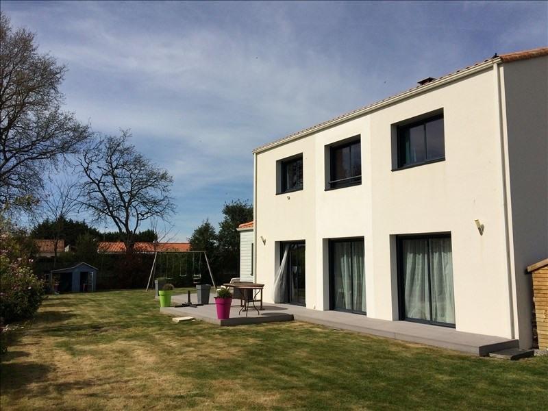 Vente maison / villa Nieul le dolent 283000€ - Photo 1
