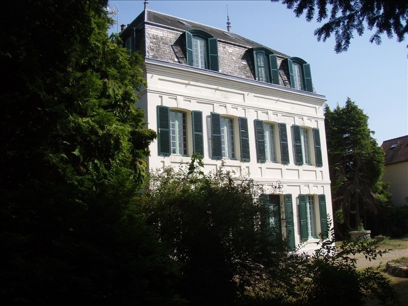 Deluxe sale house / villa Equemauville 840 000€ - Picture 1