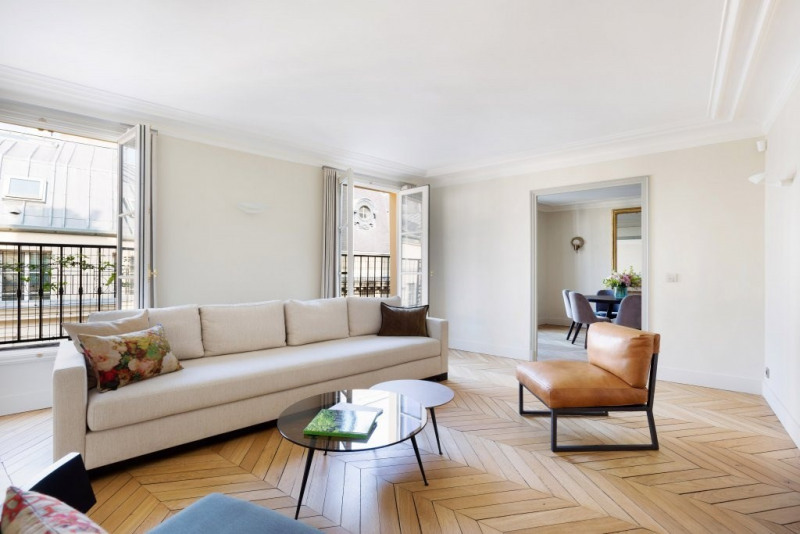 Revenda residencial de prestígio apartamento Paris 6ème 3250000€ - Fotografia 5