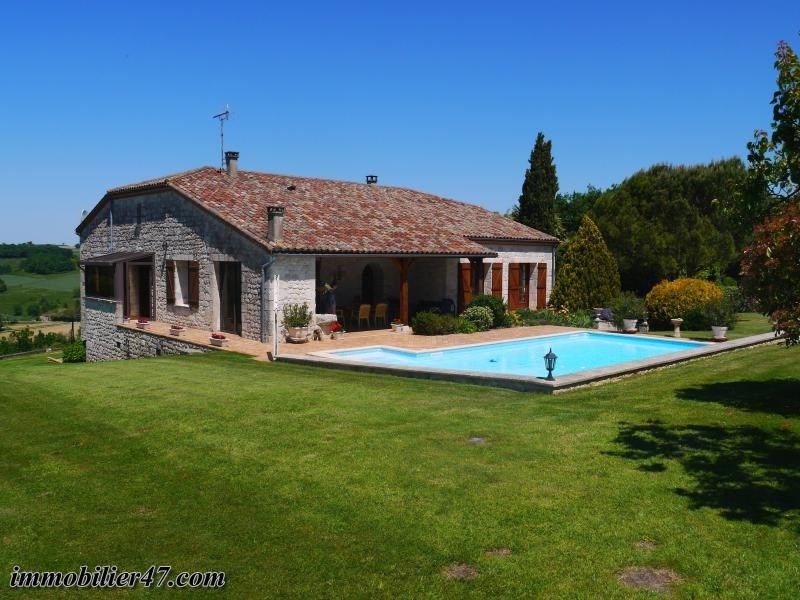 Vente de prestige maison / villa Prayssas 405 000€ - Photo 2